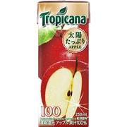 トロピカーナ 100%アップル 紙パック 250ml×24本 [果汁飲料]