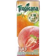 トロピカーナ 100%フルーツブレンド 紙パック 250ml×24本 [果汁飲料]