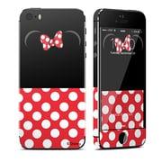 iPhone 5S Skin Minnie Bow [Apple iPhone 5s用 ドレスアップシール]