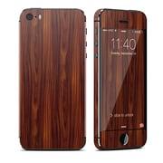 iPhone 5S Skin Dark Rosewood [Apple iPhone 5s用 ドレスアップシール]