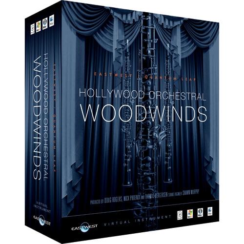 Hollywood Orchestral Woodwonds Diamond Edition Win [ウッドウインズ音源 Win版]