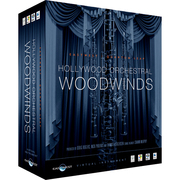 Hollywood Orchestral Woodwonds Gold Edition [ウッドウインズ音源]