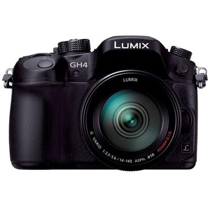 DMC-GH4H-K [LUMIX(ルミックス) デジタル一眼カメラ レンズキット Gシリーズ]