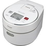 KS-MX10B-W [IHジャー炊飯器(5.5合炊き) ヘルシオ炊飯器 ホワイト系]