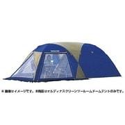 M3117 [オルディナスクリーン ツールームドームテント 5~6人用 キャリーバッグ付]