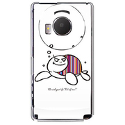 101P-YCM2P0436-78 [SoftBank 101P LUMIX Phone用 カバー スイートホヌL]