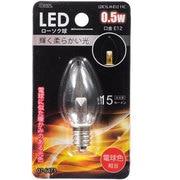 LDC1L-H-E12 11C [LED電球 E12口金 電球色]