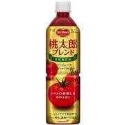 食塩無添加トマトジュース桃太郎ブレンド [野菜果汁飲料 900g×12本]