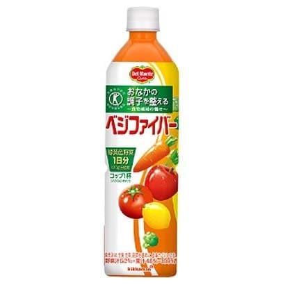 ベジファイバー [特定保健用食品 野菜・果実混合飲料 920g×12本]