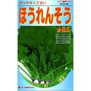 KS100シリーズ(野菜) No.497 ほうれんそう 次郎丸