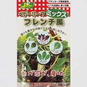 KS200シリーズ(野菜) No.731 ベビーリーフ ミックス フレンチ風
