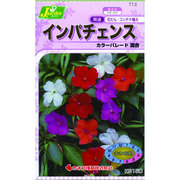 KS150シリーズ [インパチェンス カラーパレード混合 草花150 713]
