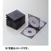 CCD-JSCNQ5CBK [Blu-ray/DVD/CDプラケース (4枚収納/5パック) ブラック]