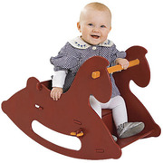 moover Rocking Horse [ゆらゆら木馬 レッド]