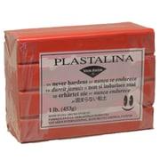 モデリングクレイ plastalina(1Pound) レッド [工作用ねんど]