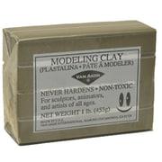 モデリングクレイ plastalina(1Pound) スクラプチャー [工作用ねんど]