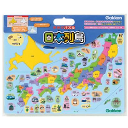 学研のパズル 日本列島 [知育玩具]