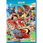 ワンピース アンリミテッドワールド R(レッド) [Wii Uソフト]