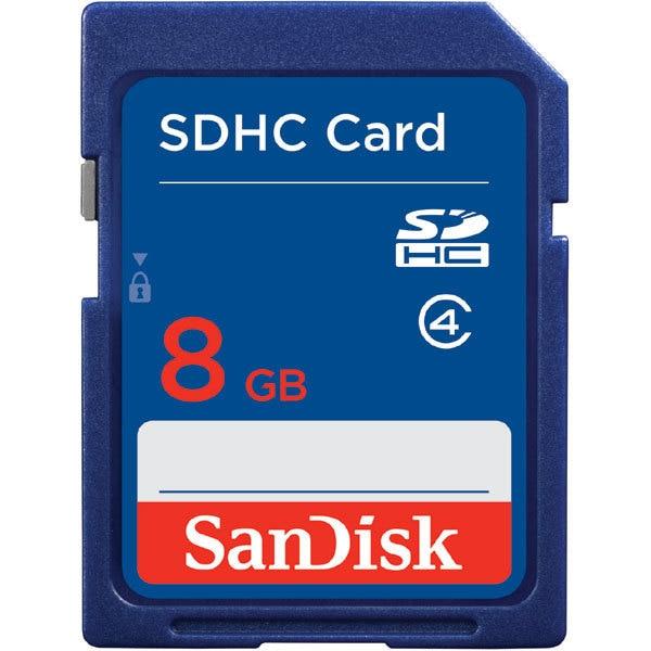 SDSDB-008G-J35U [SDHCカード 8GB CLASS4]