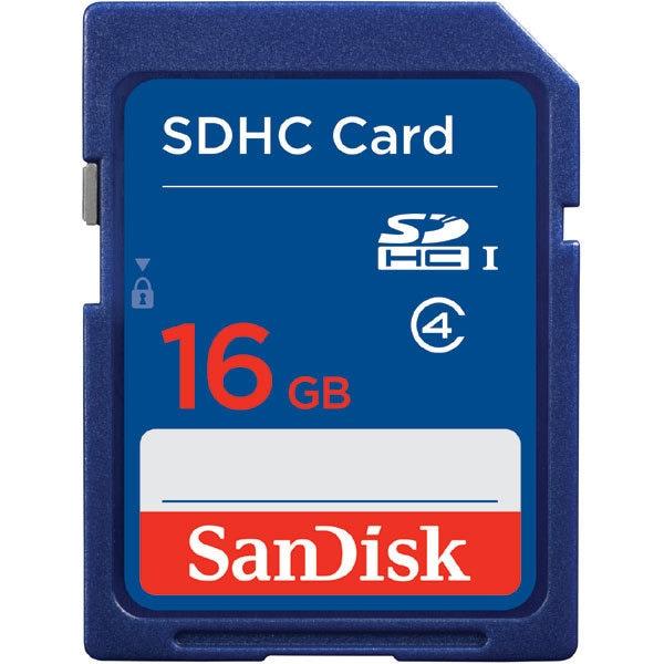 SDSDB-016G-J35U [SDHCカード 16GB CLASS4]