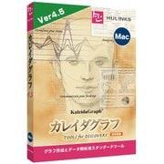 KaleidaGraph 4.5 Mac 日本語版 [Macソフト]