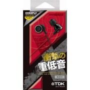 TH-XEC300BK [重低音 CLEF-X Pemium Black]