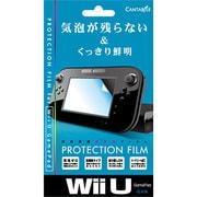 CA-WIU-MFIY [WiiU用 画面保護 無気泡フィルム]