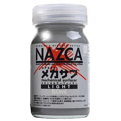 30702 [モデラーズプロデュース NAZCAシリーズ NP002 メカサフ ライト 50mL]