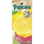 トロピカーナ 100%グレープフルーツ 紙容器 [果実飲料 1000ml×6本]