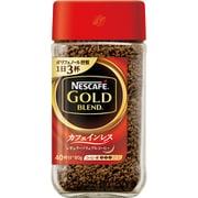 ネスカフェ ゴールドブレンド カフェインレス80g