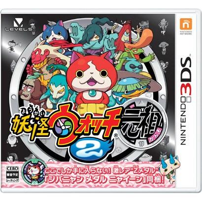 妖怪ウォッチ2 元祖 [3DSソフト]