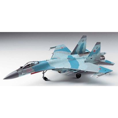 1/72 E44 Su-35S フランカー