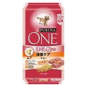 ピュリナワン [犬用 ドッグフード ほぐし粒入り 1歳以上 体重ケア ターキー 4.2kg]