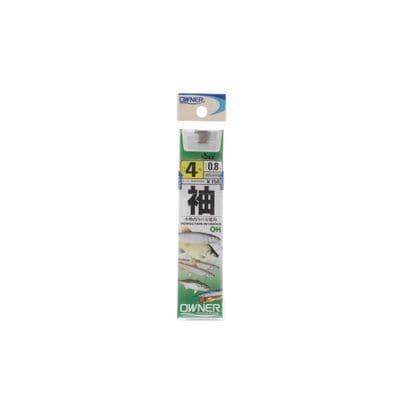 糸付 20282 茶袖 4-0.8