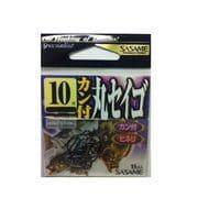 RI-05 カン付セイゴ ブラック 10