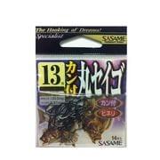 RI-05 カン付セイゴ ブラック 13
