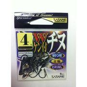 WK-05Wケン付チヌ(ブラック) 4