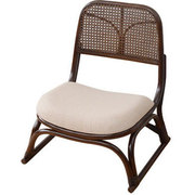 AR27-801(BR) [座椅子 立ち座り楽々 優しい座椅子 ブラウン]
