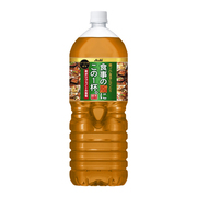 食事の脂にこの1杯。 -緑茶ブレンド- [PETボトル2L×6本]