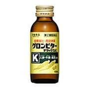 グロンビターデラックスK 100ml [第2類医薬品 強壮剤]
