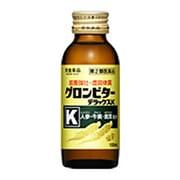 グロンビターデラックスK 100ml×10 [第2類医薬品 強壮剤]