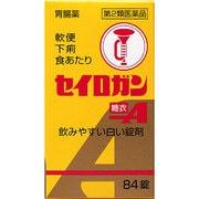 セイロガン糖衣A 84錠 [第2類医薬品 下痢止め]