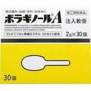 ボラギノールA注入軟膏 2g×30 [指定第2類医薬品 痔の薬]