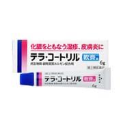 テラ・コートリル軟膏a 6g [指定第2類医薬品 皮膚治療薬]