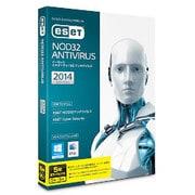 ESET NOD32 アンチウイルス2014 WM5Y5LHYB