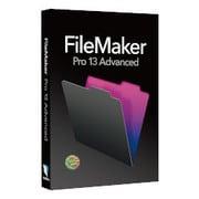 FileMaker Pro 13 Advanced Single User License HYB [Windows/Mac]
