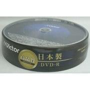 VD-R120M10J [DVD-R 1-16倍速対応 日本製ホワイトプリンタブル 10枚スピンドル]