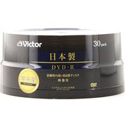 VD-R120M30J [DVD-R 1-16倍速対応 日本製ホワイトプリンタブル 30枚スピンドル]
