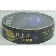 VD-R215M10J [DVD-R_DL8x日本製ホワイトプリンタブル10枚スピンドル]