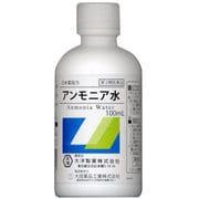 アンモニア水(大成) 100mL [第3類医薬品 虫刺され]